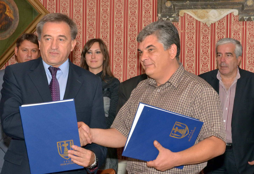 Ugovor sa sindikatom komunalaca