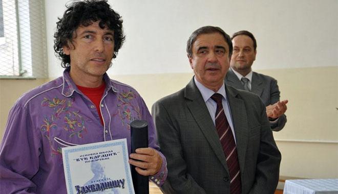 """""""Maradona"""" u školi """"Vuk Karadžić"""""""