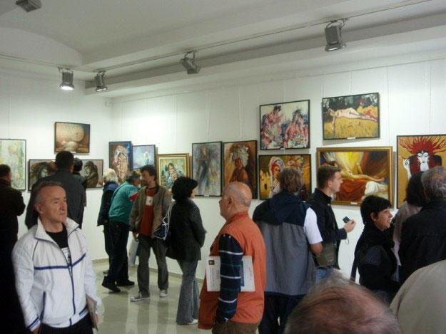 Izložba u Galeriji