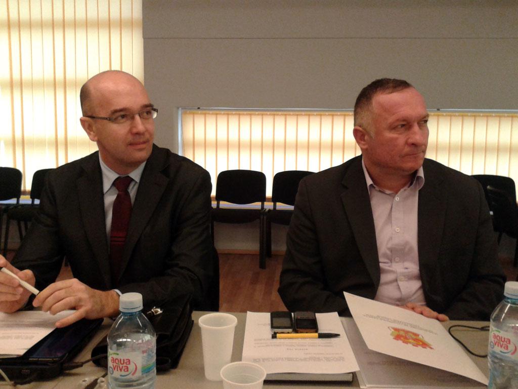 Spasović i Nedinić na skupu predsednika skupština