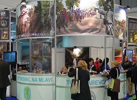 . Štand Braničevskog okruga