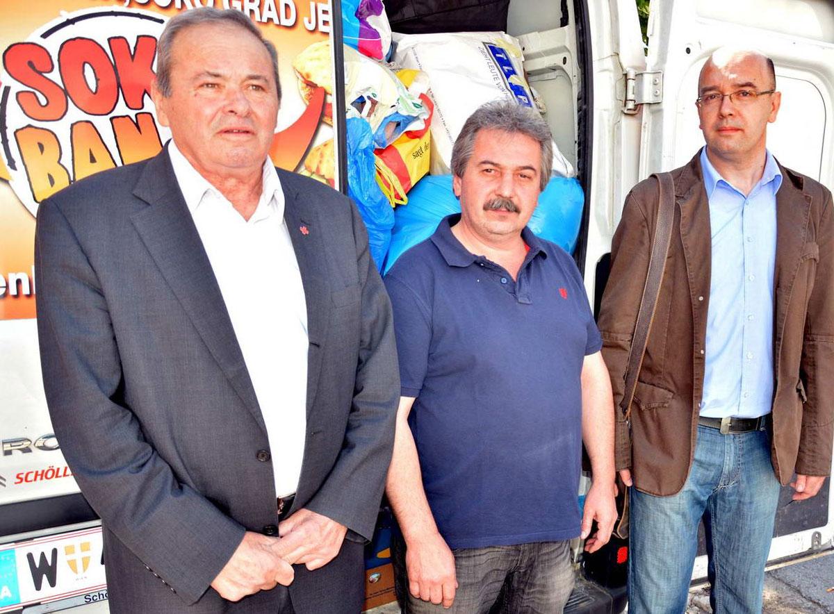 Живуловић, Митровић и Спасовић