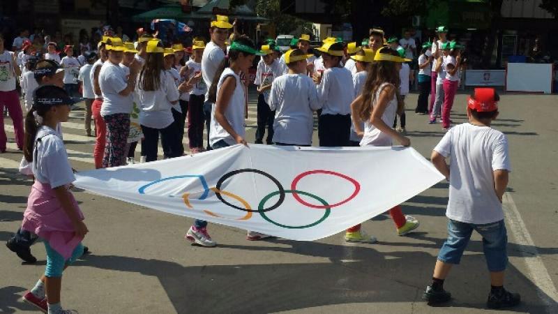 Živeti zdravo u duhu olimpizma