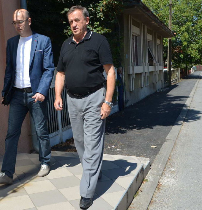 Ilić i Spasović u poseti