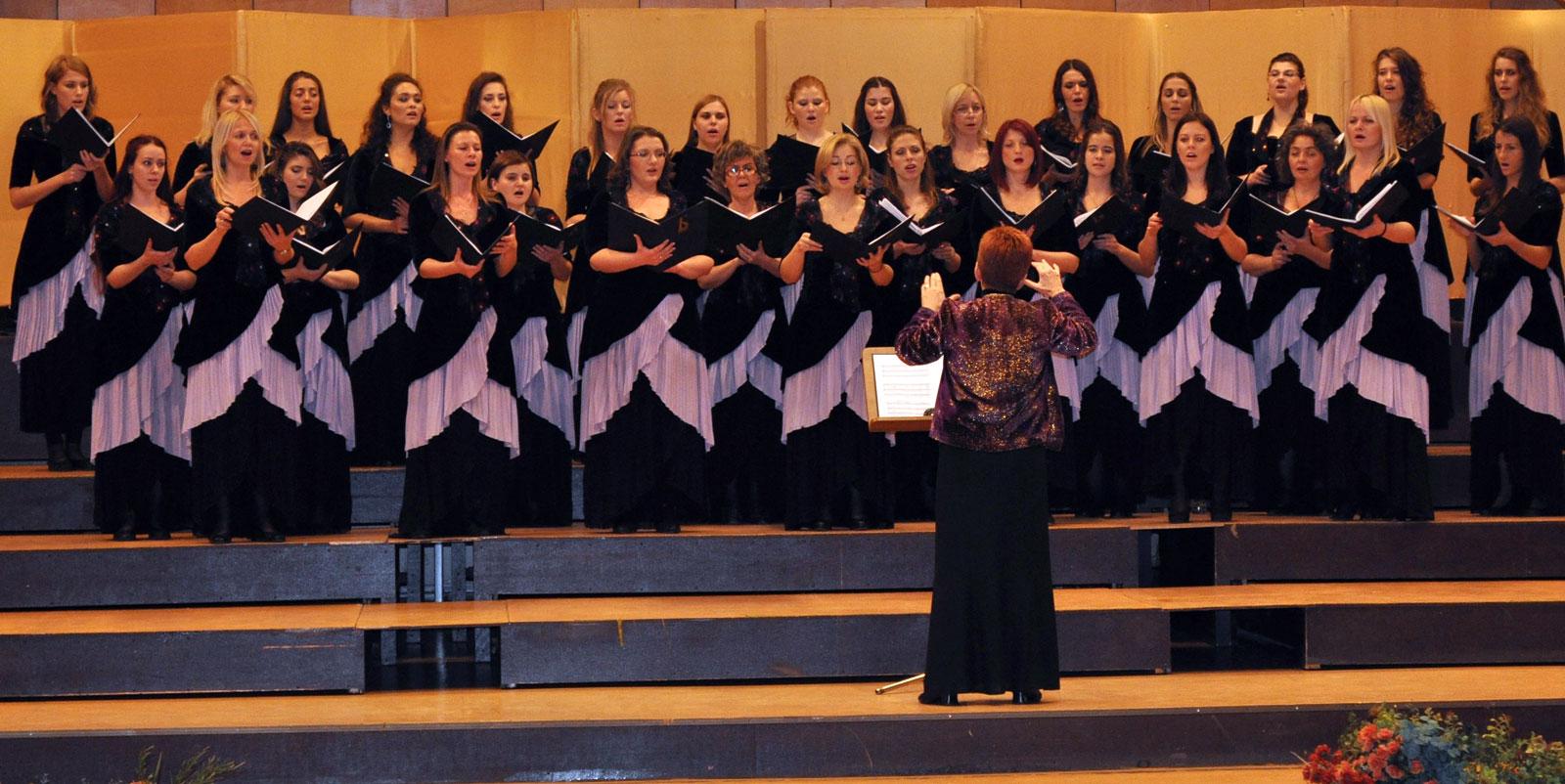 Sa koncerta u Temišvarskoj filharmoniji