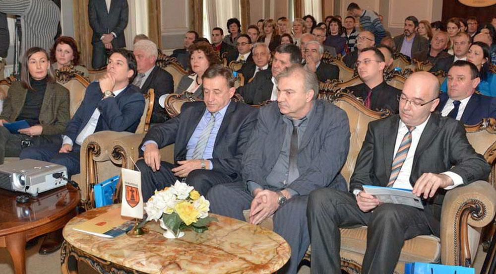 """Завршна конференција пројекта """"Управљање имовином – корист за све"""""""