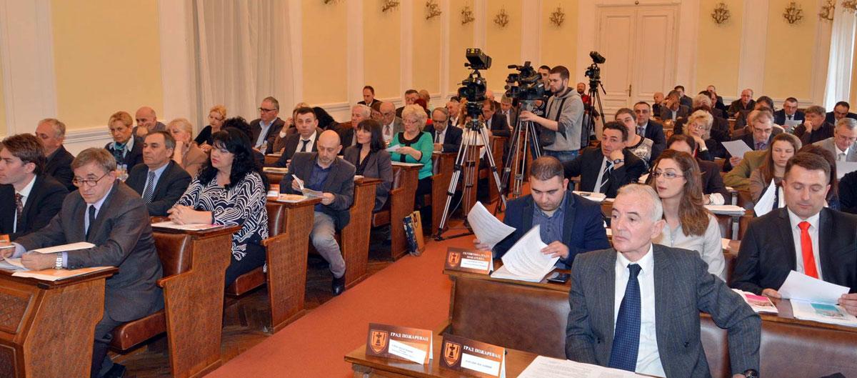 Sa sednice Skupštine