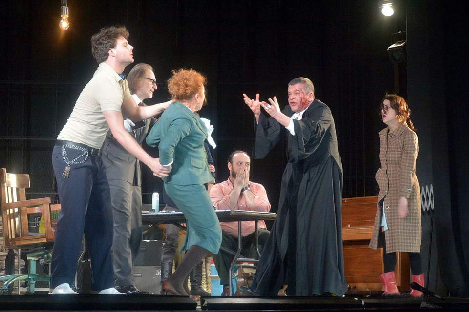 . Scena iz predstave koja je iznedrila laureata