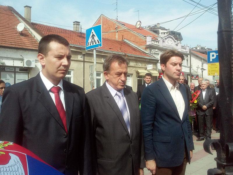 Kraj Spomenika srpskom vojniku