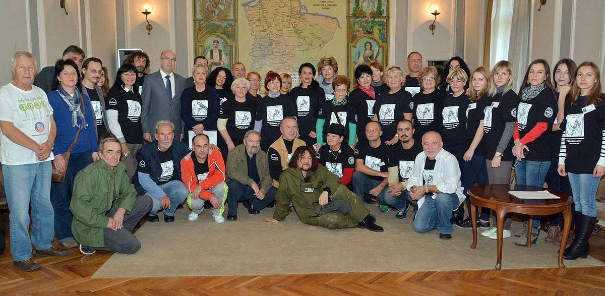 Učesnici Kolonije