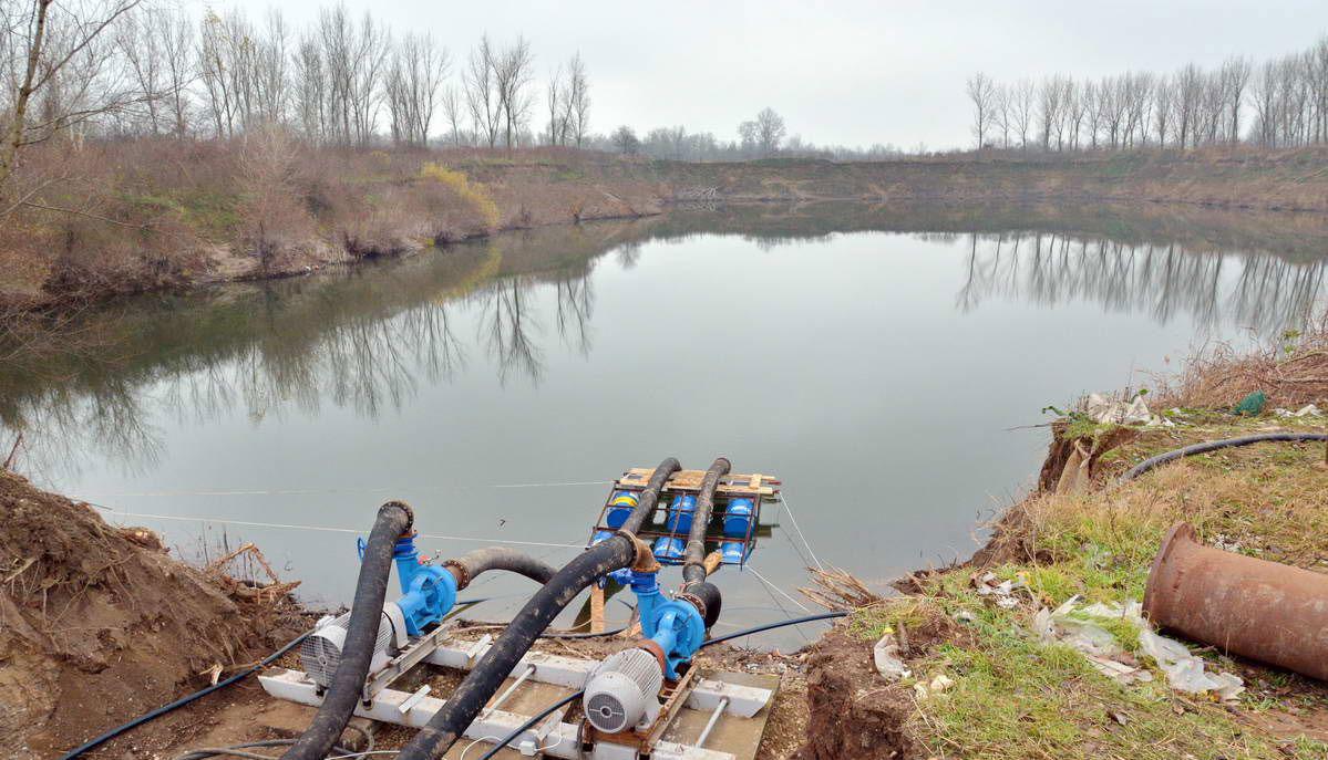 Novo postrojenje za čistiju vodu