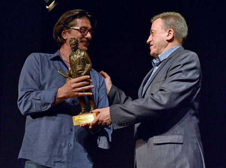 Najuspešnijem glumcu nagradu uručio gradonačelnik Miomir Ilić