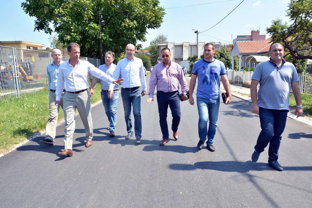 Poseta Fabrici vode i obilazak nove infrastrukture