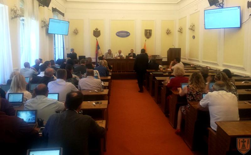 Na sednici Skupštine Grada Požarevca usvojen završni račun budžeta za 2016. godinu koji je realizovan 73,34 odsto 4