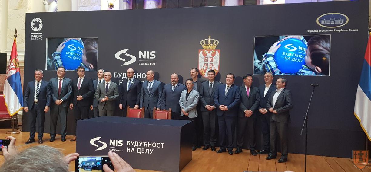 """Grad Požarevac pristupio programu """"Zajednici zajedno"""" 16377"""